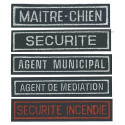 BARETTE SECURITE