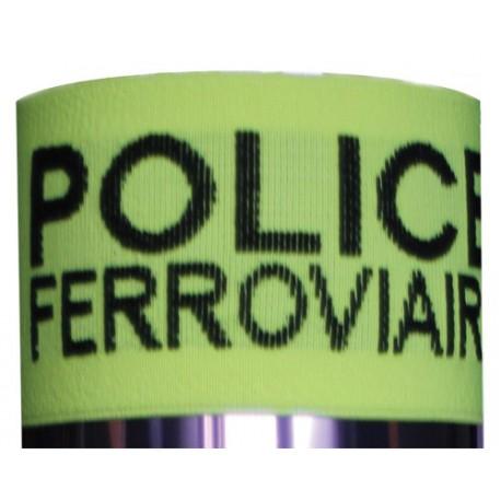 BRASSARD POLICE FERROVIAIRE