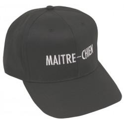 CASQUETTE MAITRE CHIEN
