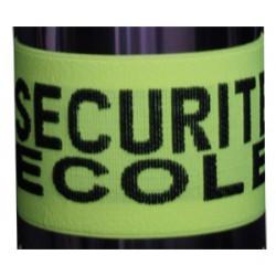 BRASSARD SECURITE ECOLE
