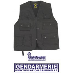 GILET MP GENDARMERIE TIC