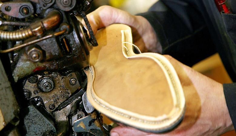 Fabrication de chaussures